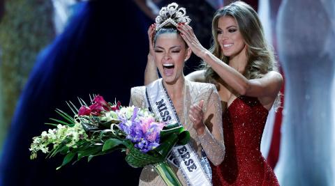 Титул «Мисс Вселенная-2017» получила уполномоченная ЮАР