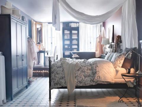 Выбираем идеальные цвета для спальни