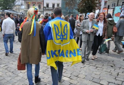 Признание украинского депута…