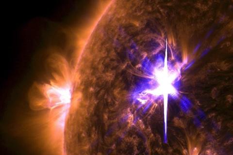 Солнце вновь нацеливает на нас свое «дуло»