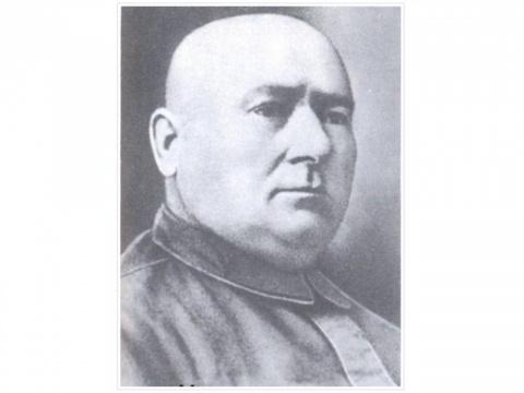 Жид Лёва Задов: бандит, анархист, шпион , чекист.