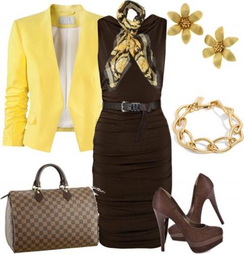 Взрывной аутфит: 6 способов стильно одеться на работу