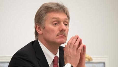 Песков «как гражданин» выдвинул Путина на выборы президента
