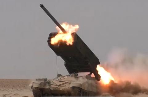 Адский огонь для ИГИЛ: русск…