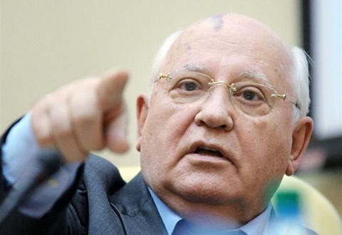 Горбачев призвал Путина и Тр…