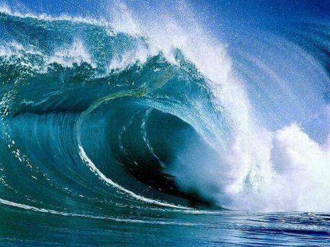 Энергетические волны и рецессия