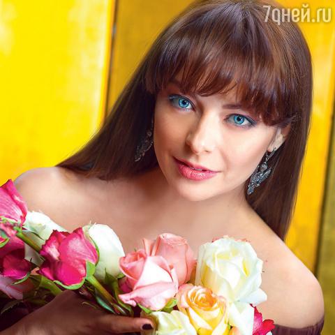Марина Александрова: «У меня…