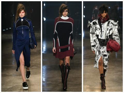 Лондон: Versus Versace  осен…