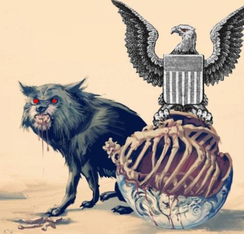 Россия Западу: Подавишься, Идолище Поганое