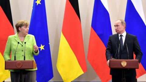 Обеспокоенность Меркель: кан…