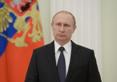Путин высказался о Франции