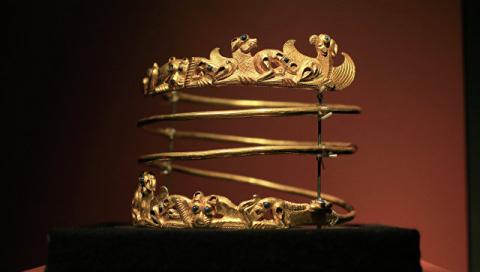 Крымские музеи обжалуют решение суда Амстердама по скифскому золоту