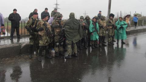 День, когда Украина напала на Донбасс