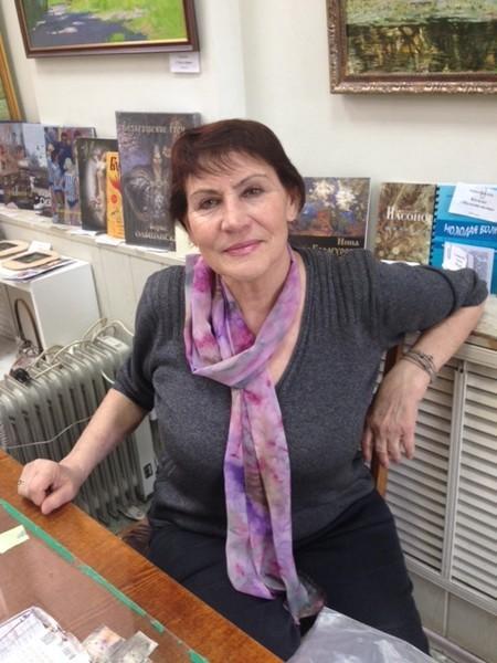Тарасова Валентина (личноефото)