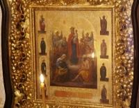 Непридуманная история об обретении в блокаду иконы Божией Матери