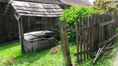 За забор сдерут три шкуры