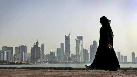 Конфликт между Саудовской Ар…