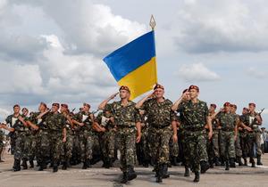 Украинская армия должна быть…
