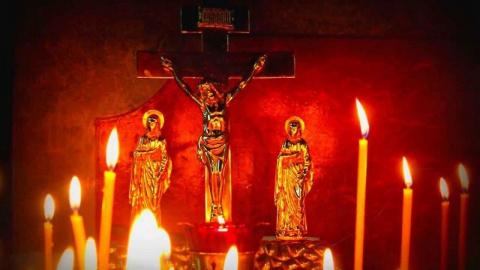 Почему Церковь не молится за…