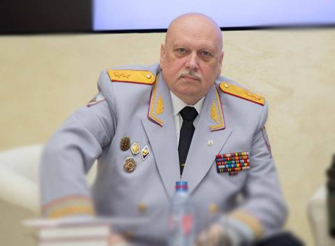 ГЕНЕРАЛ-МАЙОР ФСБ ПРЕДЛОЖИЛ …