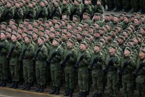Россия-2020. Армия: военная …