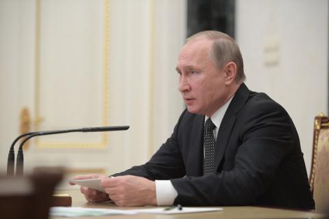 Путин назвал способ защиты России от экономических угроз