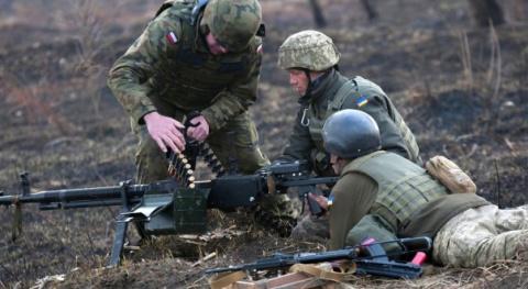 Украинские военные раскритик…