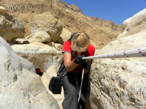 Каньоны Мертвого моря. Ущель…