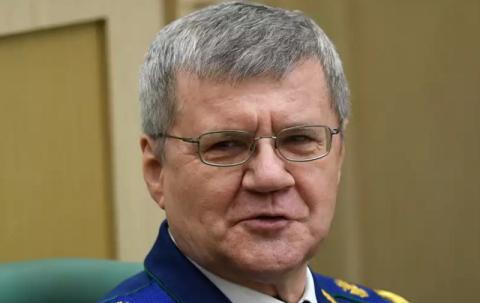 Генпрокурор Чайка возмущен п…