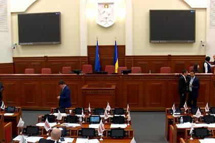 Депутаты партии Порошенко в Киевсовете отказались признавать Россию оккупантом