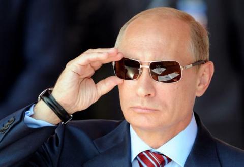 Иностранцы о крещенском купании президента РФ: есть ли что-то, чего не может сделать господин Путин?