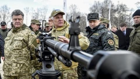 На Украине снова заговорили …