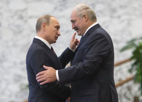 Неожиданный поворот. Путин отказал Лукашенко