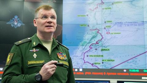 Минобороны усомнилось в перехвате США переговоров о химатаке в Идлибе