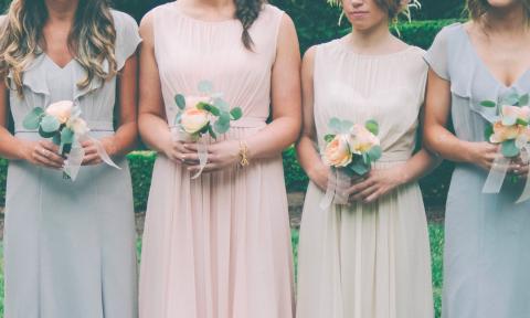 Как подружка невесты может и…