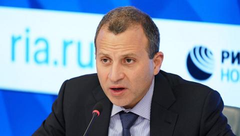 Глава МИД Ливана требует ввести санкции против Трампа