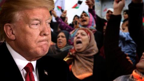 Столкновения на Иордане и во…