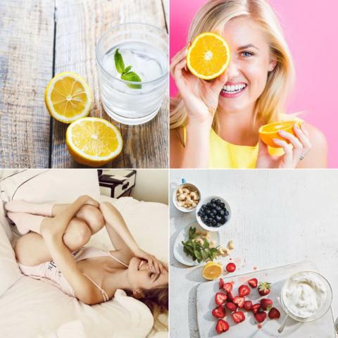 Правильное питание весной: 6 главных правил