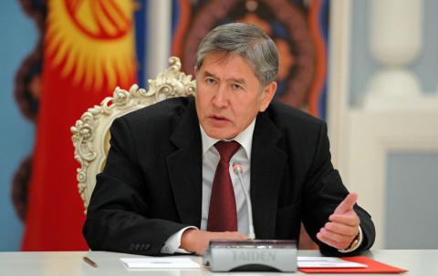 Президент Киргизии заявил о …
