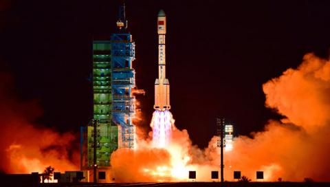 """Тяньчжоу-1"" и лаборатория ""…"