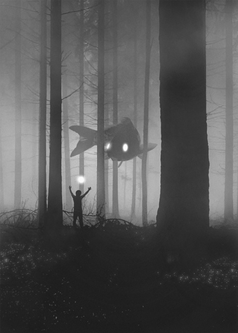 Мистическая вселенная художника Давида Планеты