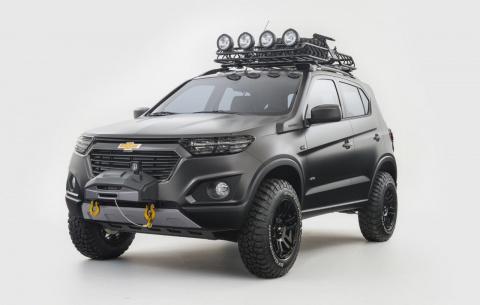 АВТОВАЗ разрабатывает новый мотор для Chevrolet Niva