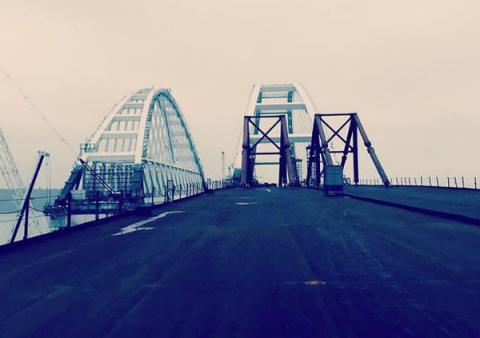 Крымский мост шокировал Yout…