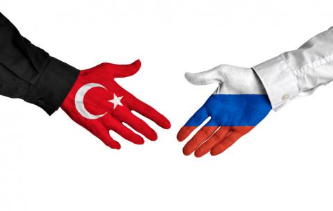 О том, как турки и русские создадут военный союз и развалят НАТО