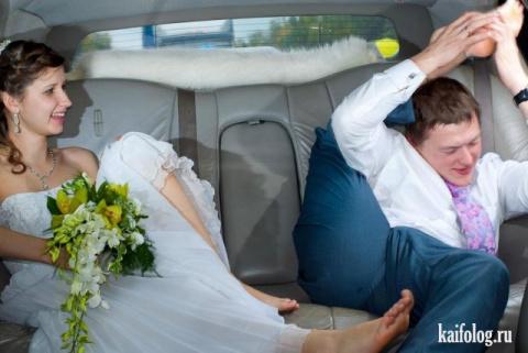 Свадебные приколы) А что - л…