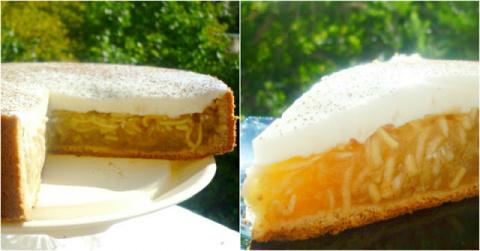 Вкусный и красивейший пирог …