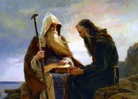Старец Антоний предсказал ужасное будущее человечества