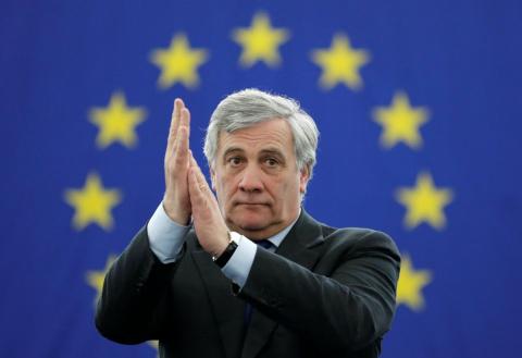 Зрада: председателем Европарламента стал депутат, против которого Украина возбудила уголовное дело и запретила въезд в страну