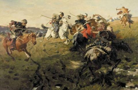 Как украинцы с поляками Москву не взяли