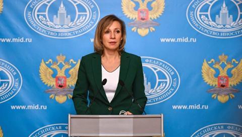 Захарова раскрыла схему, как в США раскручивали историю с русскими хакерами